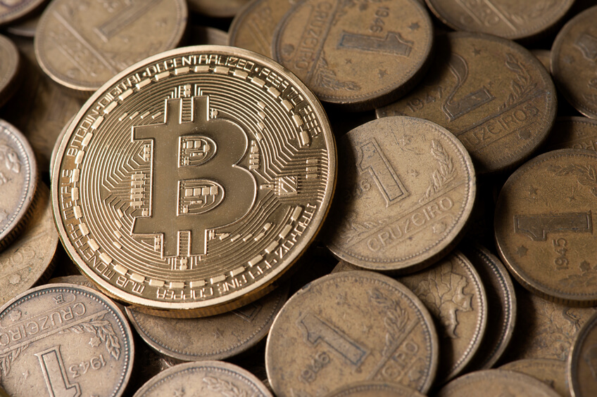 Bitcoin dinero fiduciario definicion
