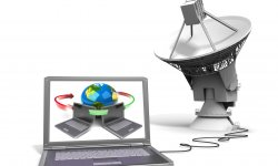 Definición de Conexión Satelital a Internet