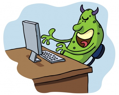 Troll-molestando-internet