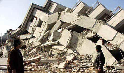Definición de Terremoto