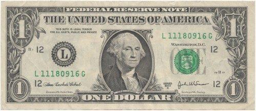 Definición de Dolar